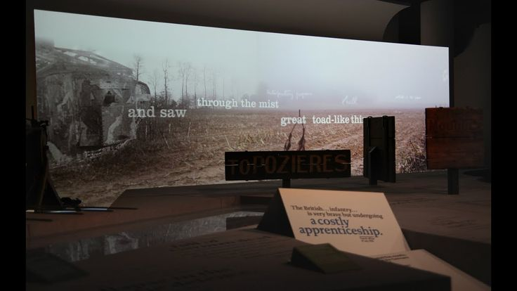 ISODESIGN | The Battle of the Somme – IWM
