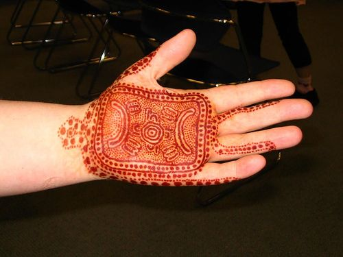 Henna Tattoo Milwaukee : Best images about dots on pinterest negative space