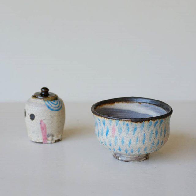 先日お知らせしました 北鎌倉での企画展が明日から始まります。 @kuu_kitakamakura 今回は新たに茶入れも。 どうぞよろしくお願いします。 2017.11.2 #風呂敷茶箱のたのしみ展 #北鎌倉 #ギャラリー空 #小泊良