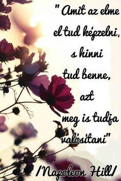 mosoly jóga heti idézet napoleon hill az elménk hatalma lila virágok szép idézetek