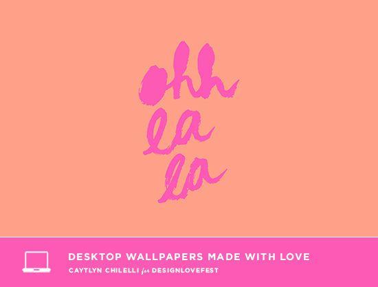 desktop downloads   designlovefest