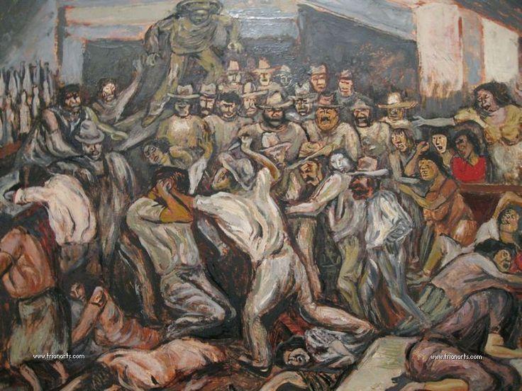 El muralismo mexicano de José Clemente Orozco » Trianarts