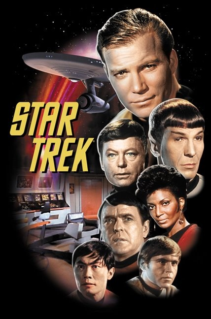 I loved this series. Saw it when I was in elementary school, probably 1970-1972. Sci Fi and considering the possibilities and motivations of people. Still fun to watch the re-runs.  ~Star Trek: TOS