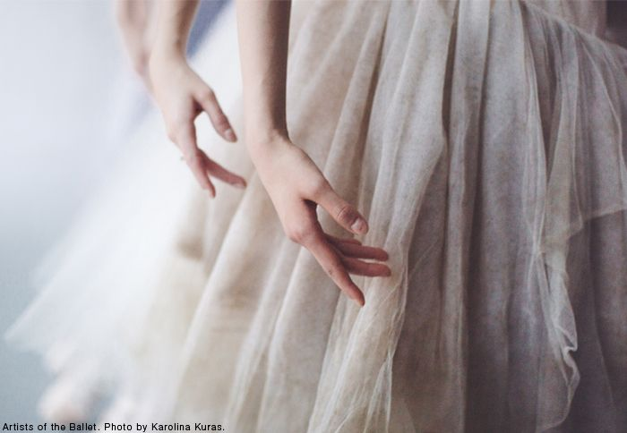 nationalballet: Life of a Dancer: Beautiful hands