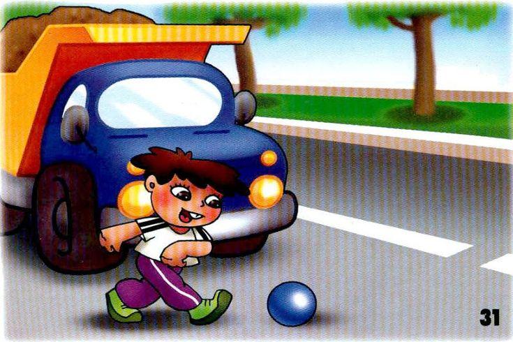 hrať sa na ulici