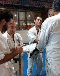 Aikido  Mendoza Iwama : Aikido Mendoza tradicional