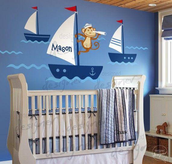 25+ Best Ideas about Sailor Nursery on Pinterest ...