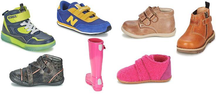 #Kinderschuhe: Entdecken Sie die attraktive, Designern und erschwingliche Kollektion #Schuhe für Ihre #Kinder in diesem Winter.