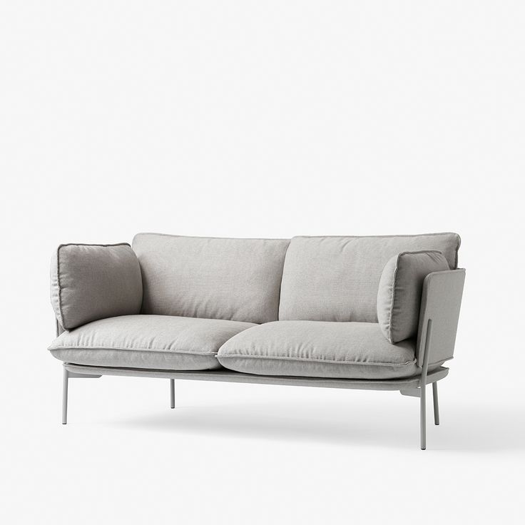 High Quality Cloud Sofa Two Seater   Luca Nichetto