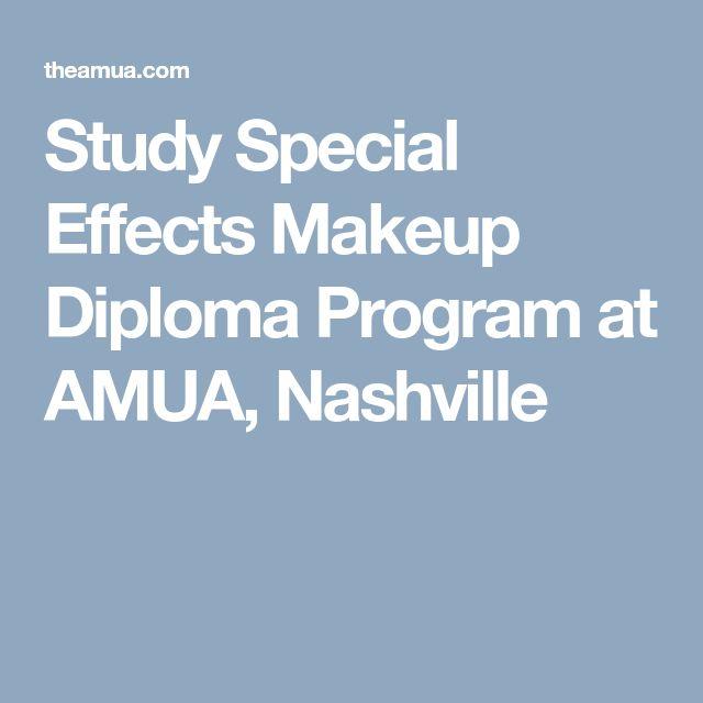 Study Special Effects Makeup Diploma Program at AMUA, Nashville
