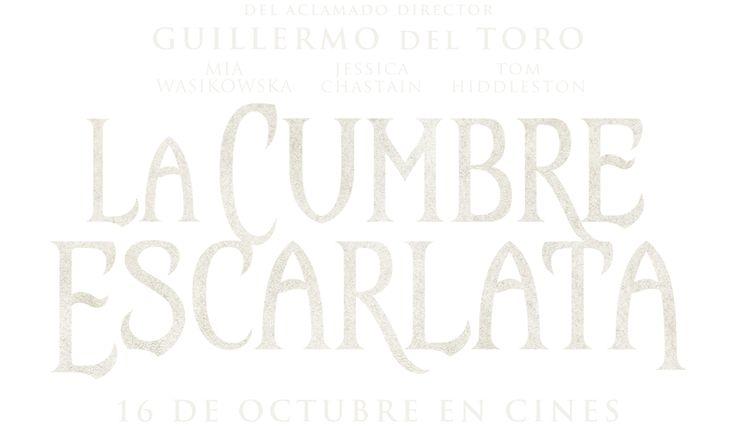 LA CUMBRE ESCARLATA   Site oficial de la película