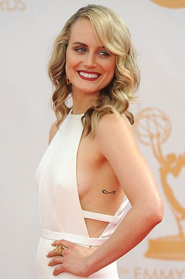 Ride the Wave: The Best Retro Curls at the Emmys - Taylor Shilling
