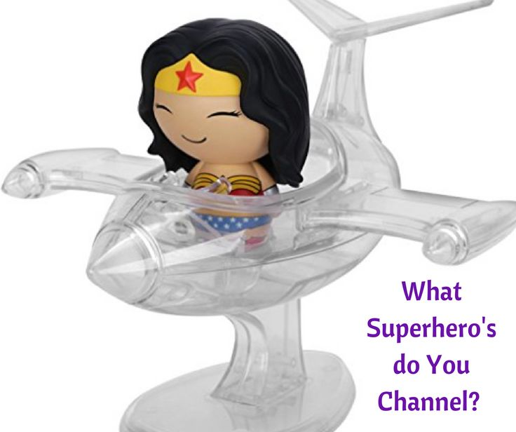 Who is your favorite superhero?  Do you channel the essence of a superhero?  I love to channel Wonder Woman (I mean, she's got an invisible airplane and deflects bullets with her wristbands!). Read more... https://www.facebook.com/vickiegouldcoach/photos/a.987061541373854.1073741828.986613768085298/1188319241248082/?type=3&theater
