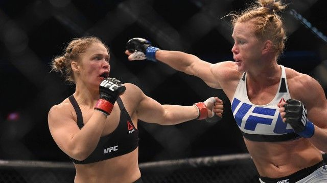 Brock Lesnar Advises Ronda Rousey: You Can't Be Fighter...: Brock Lesnar Advises Ronda Rousey: You Can't Be Fighter And Movie… #RondaRousey