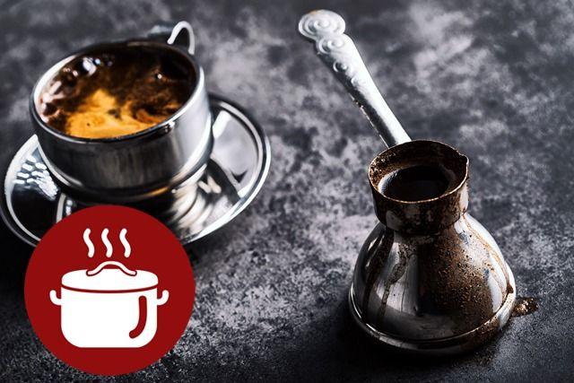 Как варить кофе в турке: рецепт приготовления   Все буде смачно