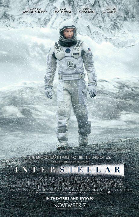 Interstellar (2014) 23rd November 2014 [SBAVX]
