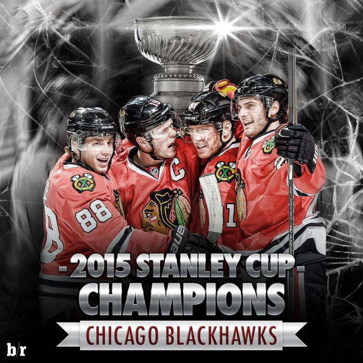 2015 Stanley Cup Champions!!! Chicago Blackhawks!!!!