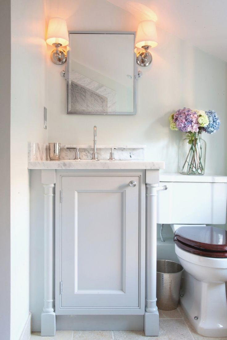 Small Bathroom Vanities with Storage in 2020 | Cheap ...