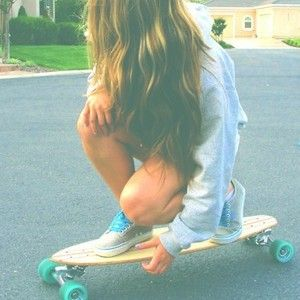 cant wait for summer and long boarding