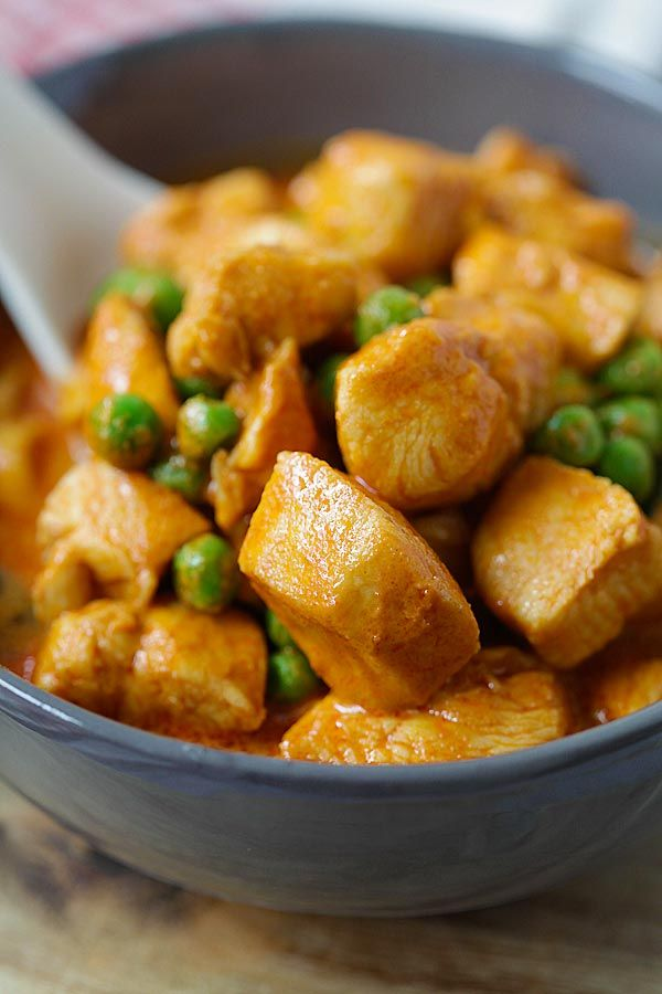 All About Microwave Chicken Curry Recipe George Duran Food Network