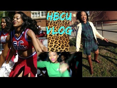 HBCU Vlog: AKA Founders Day, Dr. Cornel West, Fried Chicken Wednesday, Party, - YouTube