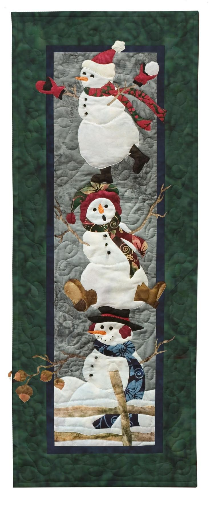 Pine Needles Designs specializes in Applique Quilt Patterns. McKenna Ryan's pioneering 'Simple and Easy' fusible web method changed the quilting industry and delivers unmatched artistry to every quilter!