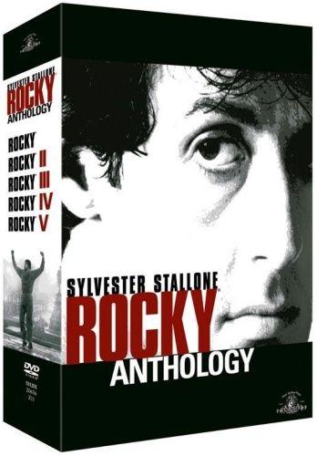 Rocky Anthology 1-5 (DVD)