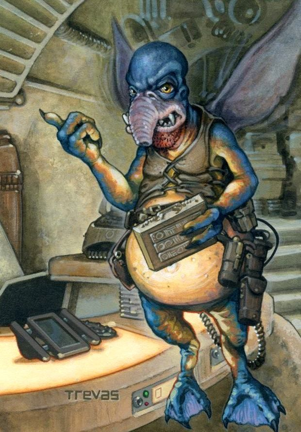 Watto Toydarian junk dealer in Mos Espa, Tatooine Star Wars Episode I: the Phantom Menace Star Wars Episode II: Attack of the Clones