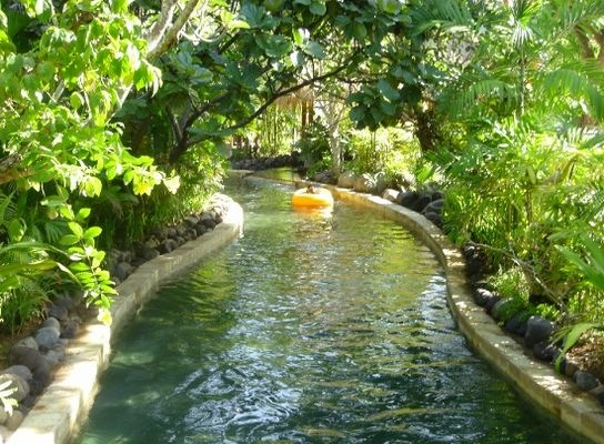 Bali Water Bomb Park