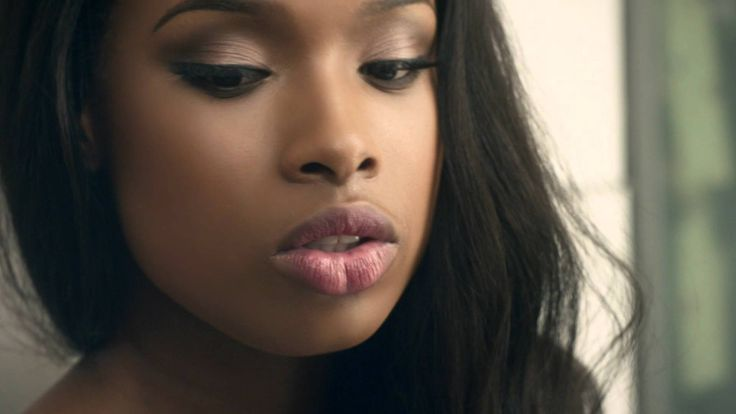 """ Why run from what;s going to hold you tight through any complication...""Jennifer Hudson - No One Gonna Love You"