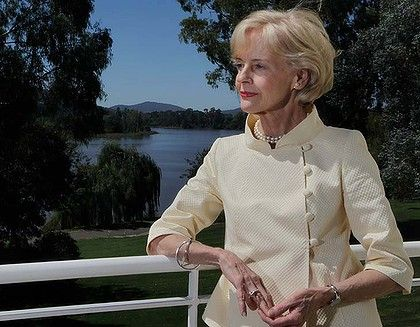 Time for change ... Quentin Bryce.