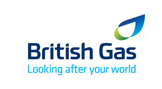 The tag line particularly ironic for the new British Gas corporate logo.