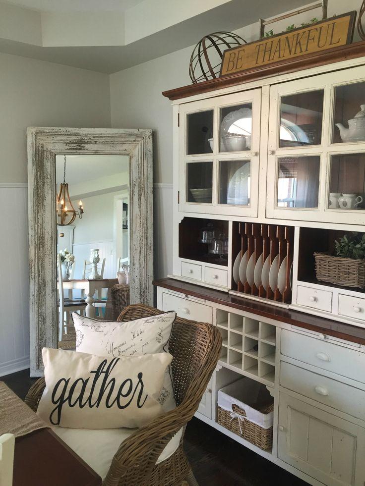 Fall Farmhouse Dining Room Decor