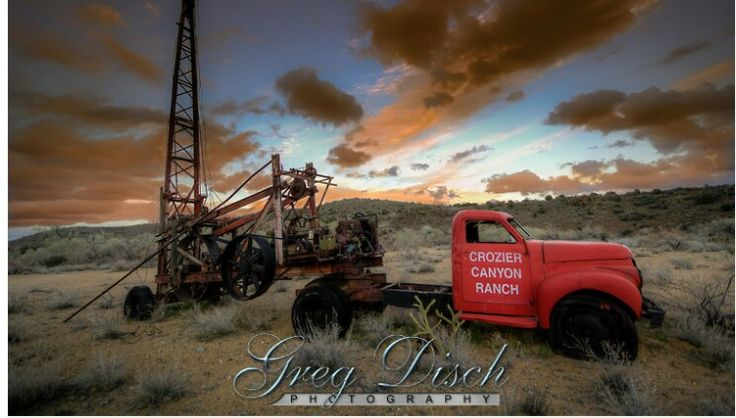 Crozier Canyon Ranch-Valentine Az