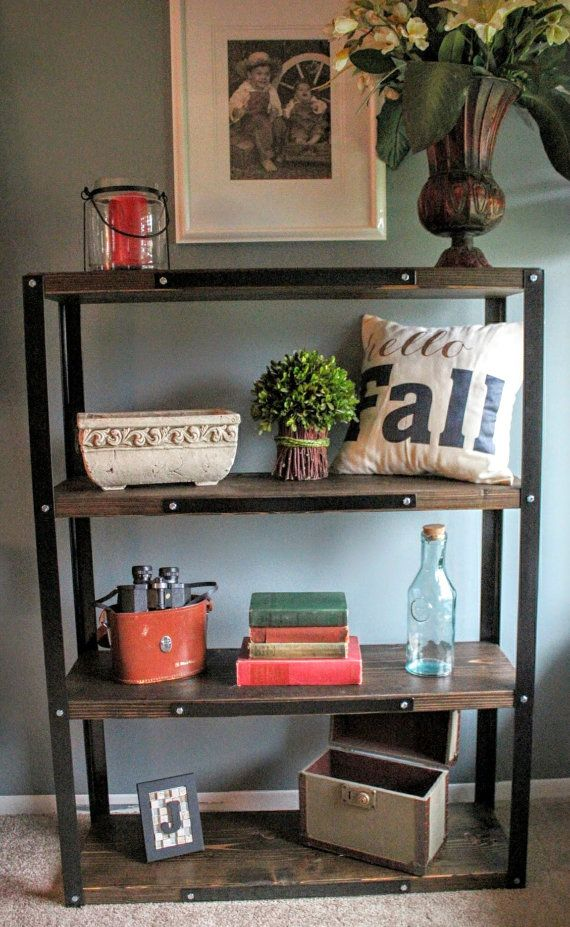 17 mejores ideas sobre estanter as industriales en for Milanuncios muebles usados