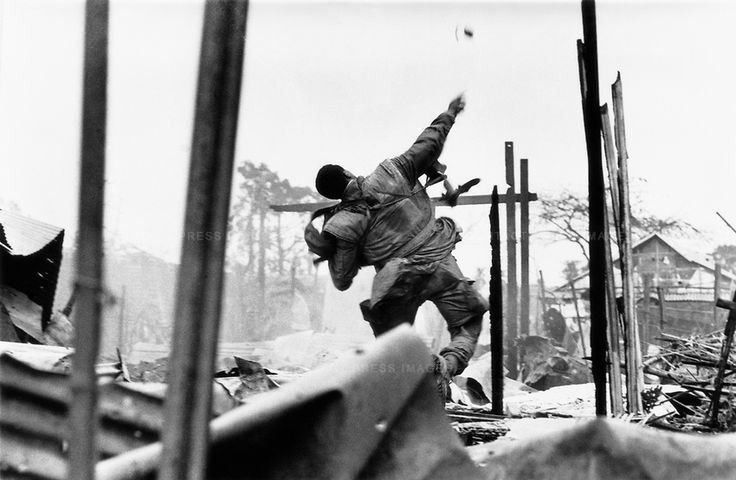 Don McCullin: Vietnam War #mywall