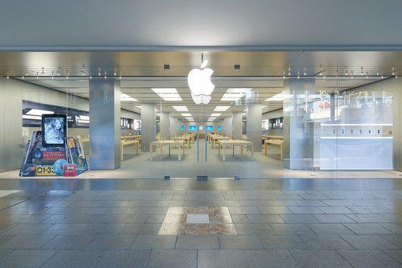 Apple Store - La Maquinista, Barcelona