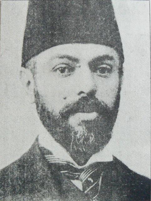 Ve işte Şekerci Udi Hafız Cemil Efendi (1867-1928) #İstanbul #Fatih #Şehzadebaşı #istanlook