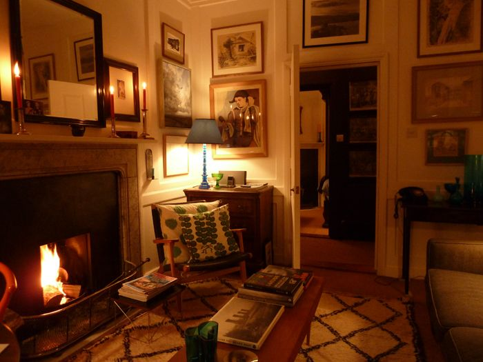Could This Be The Most Welcoming Sitting Room Ever Its Ben Pentreaths English Cottage
