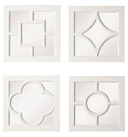 Cottage Mirrors – Dorm-Decor Use these on the side wall by your bed surrounded by photos! www.dorm-decor.com