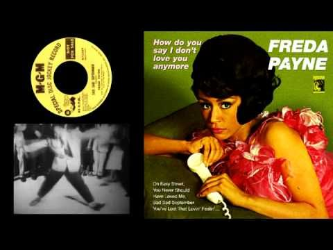 NORTHERN SOUL - FREDA PAYNE - ON EASY STREET