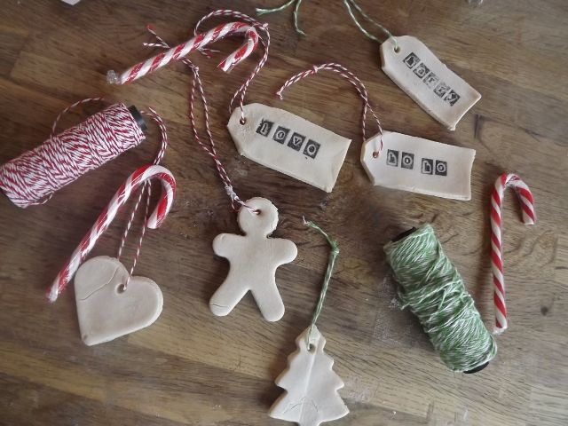 Craft Advent: Day 2: HeyAli's Rustic Christmas Homemade Gift Tags |Where Wishes Come From