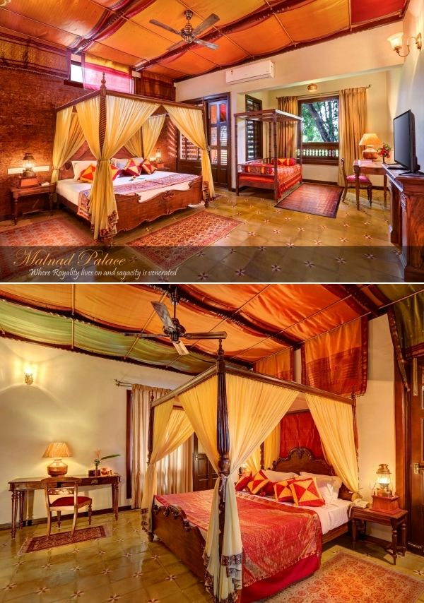 Indian inspired bedroom