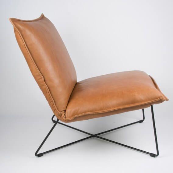 Cuscini fauteuil Jess Design zijkant