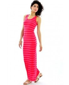 Stripy Maxi Dress @ £4.99