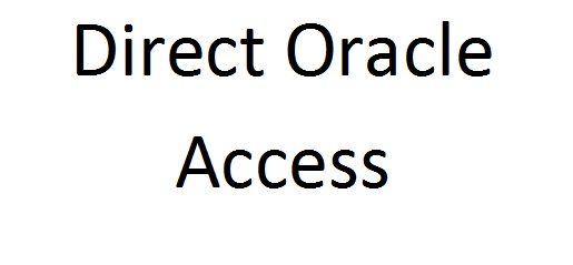 If you are using Borland's Delphi or C++Builder to develop Oracle applications, then the Direct Oracle Access component set can help you to make a seamless integration between this great development tool and database system. Not only will your application take maximum advantage of both products, your application development process will also benefit from the following key features
