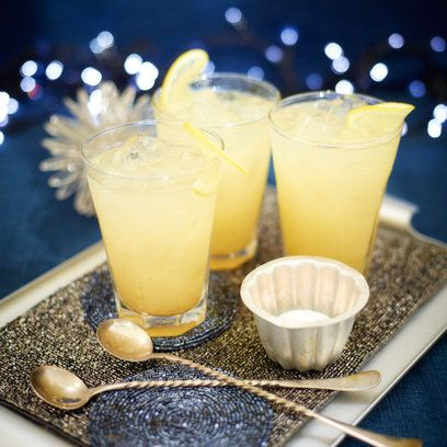 This easy lemonade is sharp and tangy and makes a pleasant non-alcoholic alternative. Try this mulled lemonade cooler by clicking the picture or visiting Redonline.co.uk
