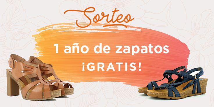 Gana un año de zapatos Yokono gratis