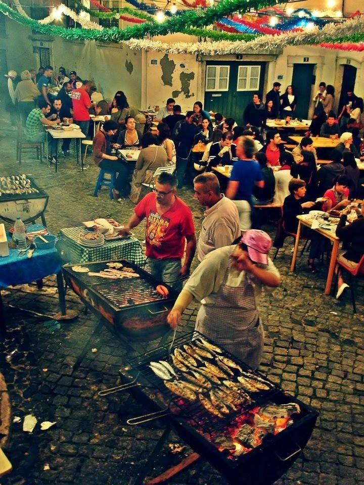 Festa dos Santos Populares - Lisboa