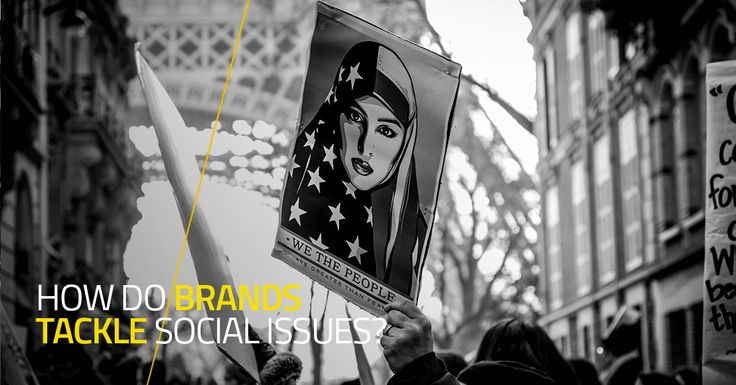 Can brands avoid getting political? Should they? Our latest article examines how brands can engage with social issues [anche in italiano]